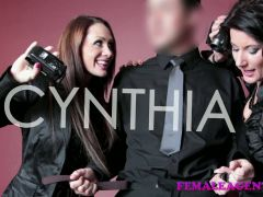 FemaleAgent HD Willing, ready and able