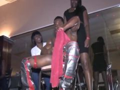Real Party for Women with male stripper 2