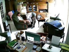 Hidden Cams Me and my Ex wife