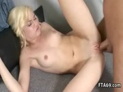 Amature Teen Having First Time