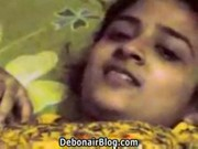 SEXY desi girl sucking and fucking