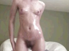 Sexy Lady Oil Show